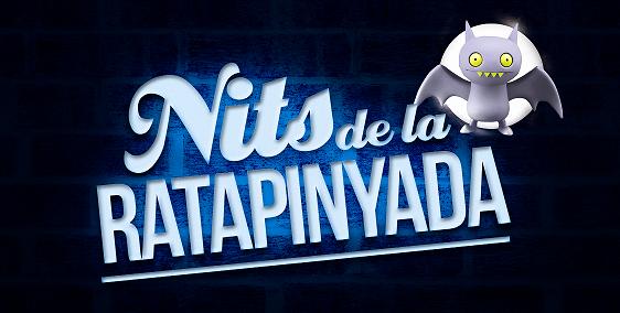 Logotip Nit de la Ratapinyada