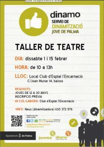 Cartell teatre-febrer14