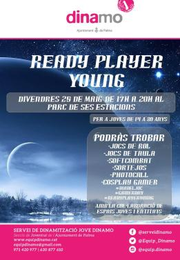 Cartell Ready Player Young